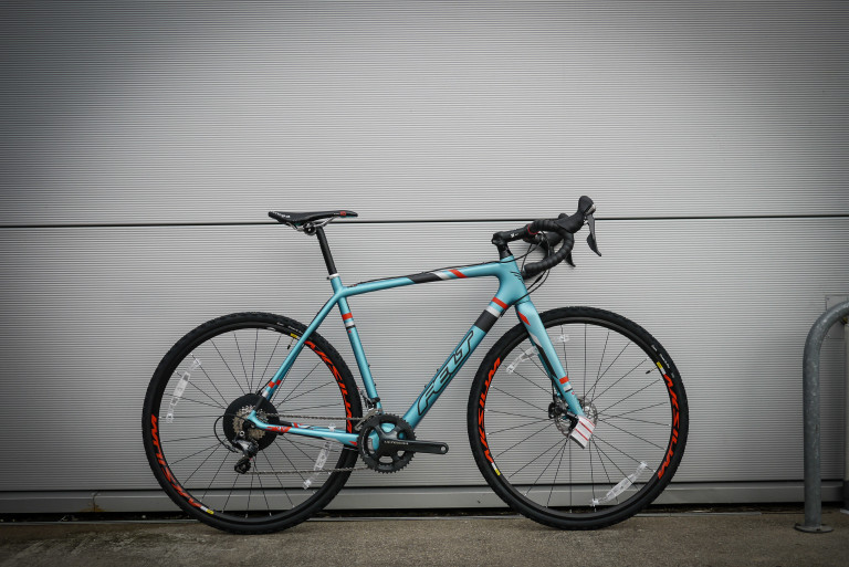 Felt F3X Cyclocross Bike 2015