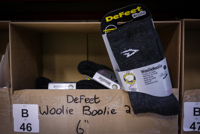 "Defeet Woolie Boolie 2 6"" Cycling Socks"