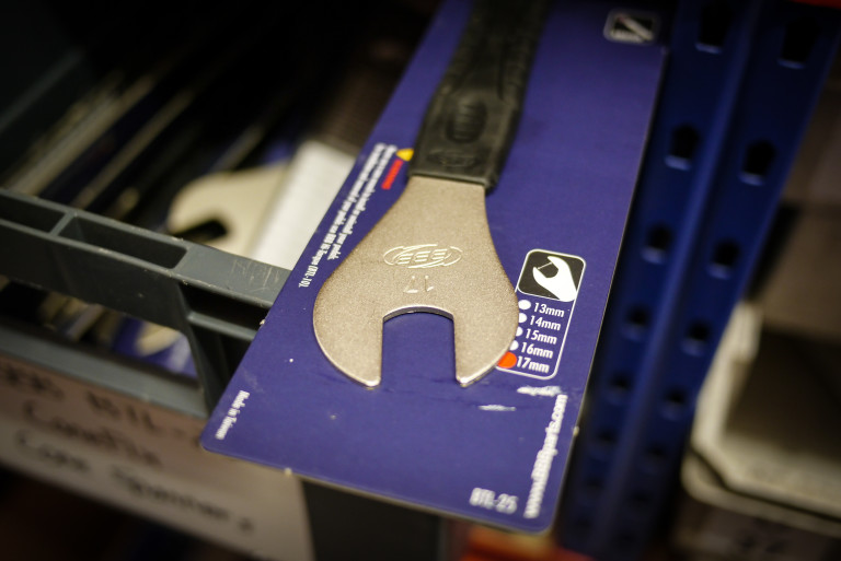 BBB BTL-25 ConeFix Cone Wrench