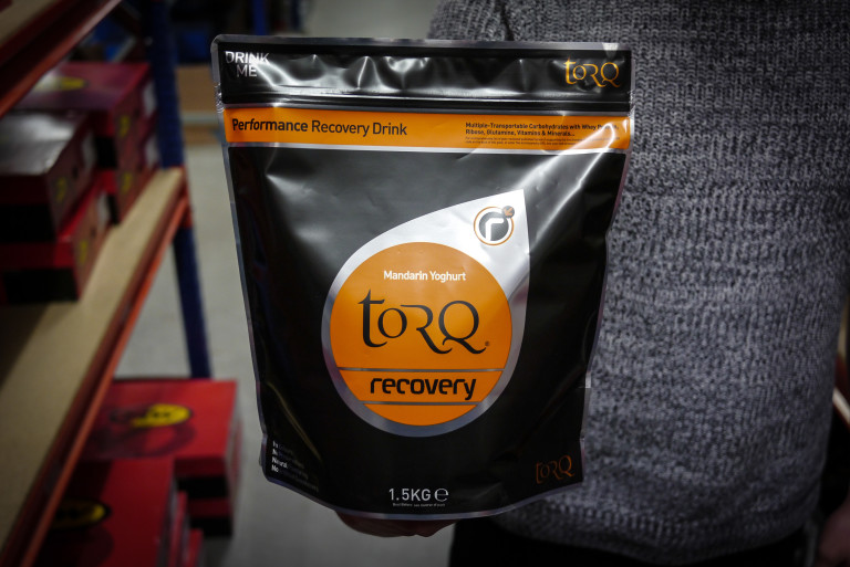 Torq Recovery Drink 1.5kg Pouch