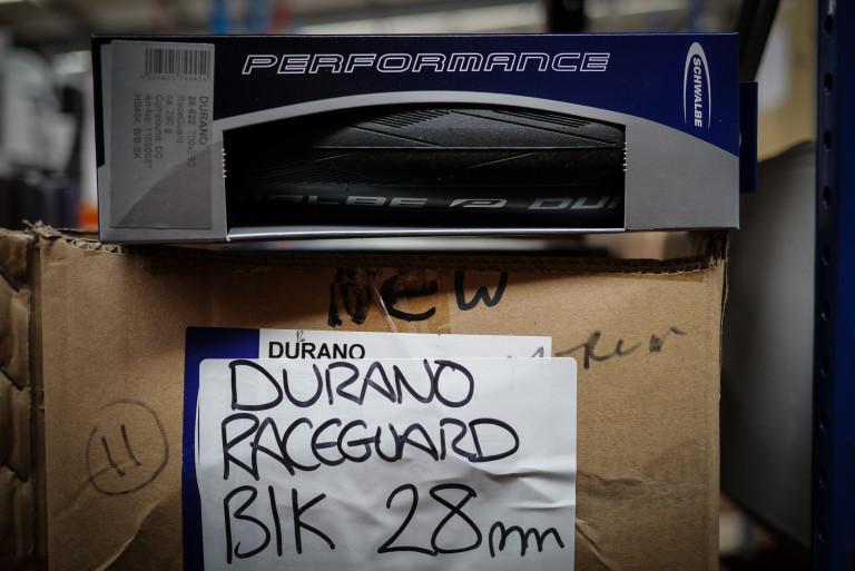 Schwalbe Durano Raceguard Folding Road Tyre