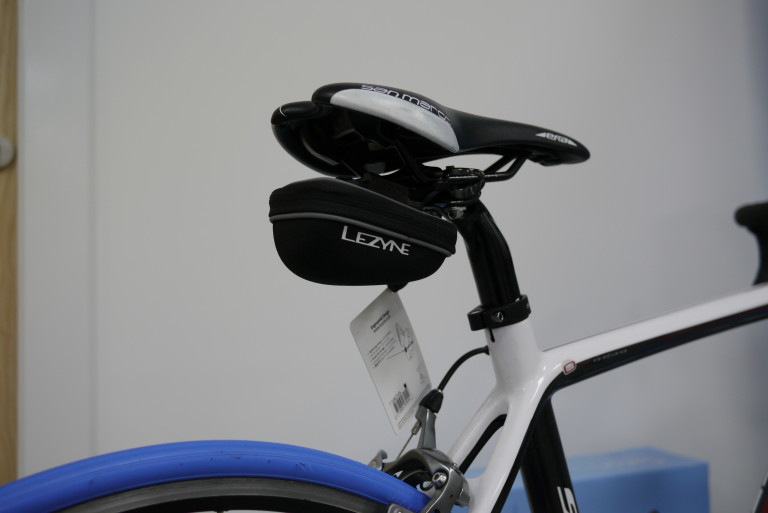 e70066c8cba Saddle bags appear to fallen out of fashion in the cycling media these  days. The whole image of road cycling seems to have had the necessity of  spares ...
