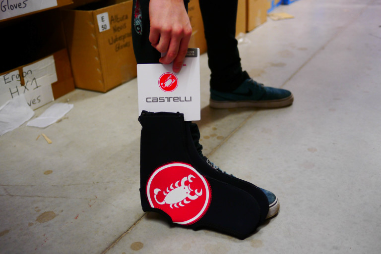 Castelli Diluvio 16 Cycling Shoecover