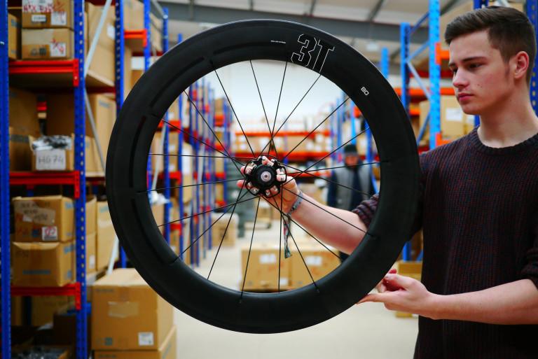 3T Mercurio Ltd Carbon Tubular Road Bike Wheels