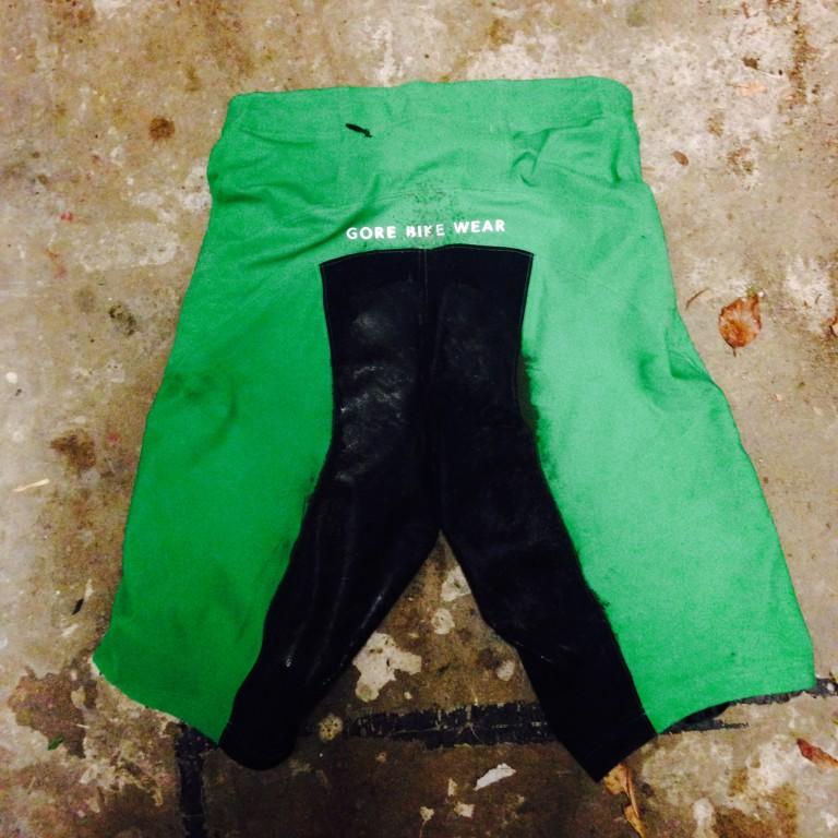 Gore Bike Wear Alp-X Pro Windstopper Soft Shell shorts