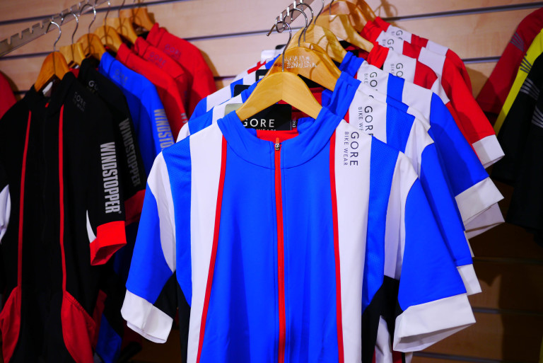 Gore Bike Wear Oxygen jersey