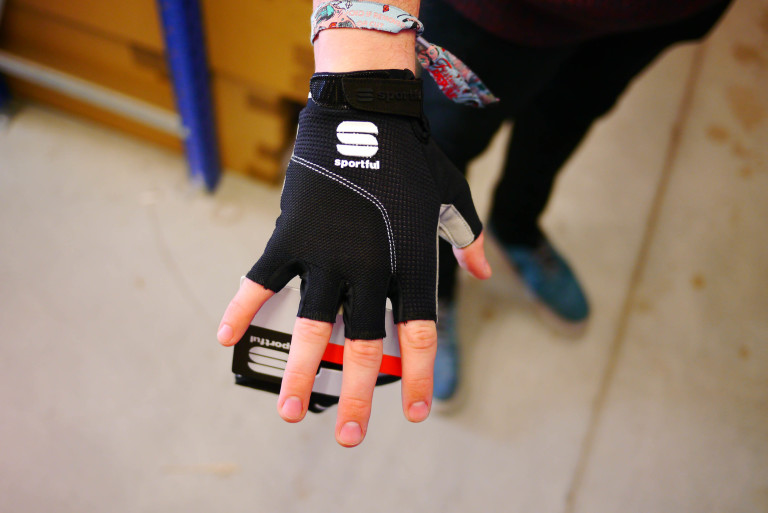 Sportful Giro cycling mitts