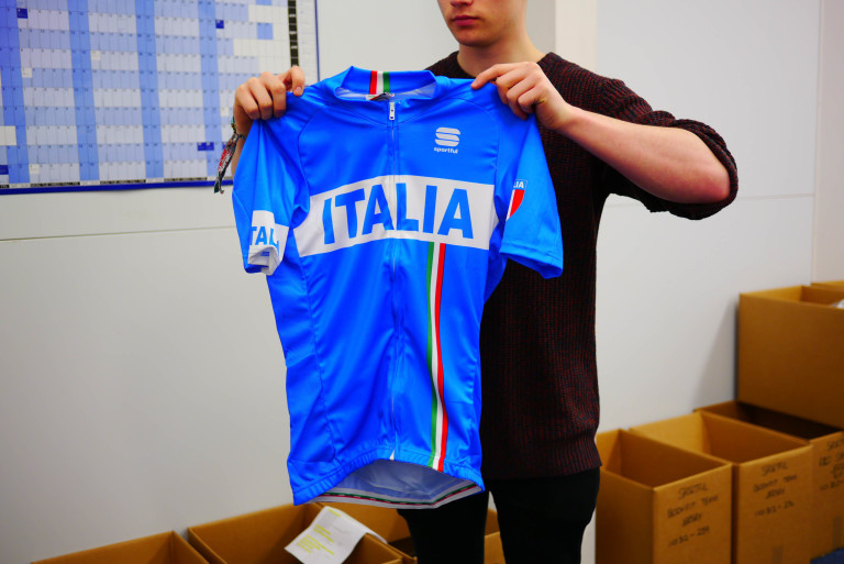 Sportful Italia IT cycling jersey