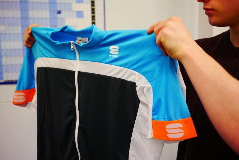 Sportful Pista Full Zip jersey