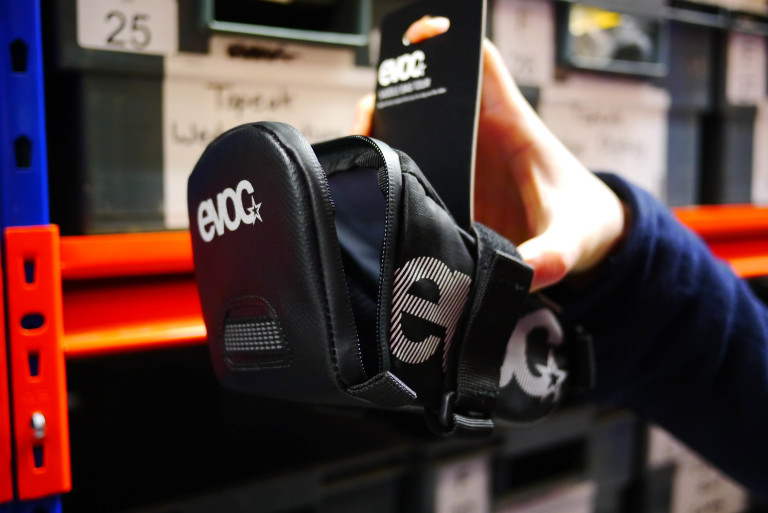 Evoc Cycling Saddle Bag Tour