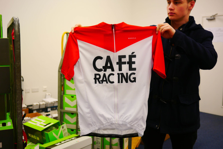 Morvelo Cafe racing jersey