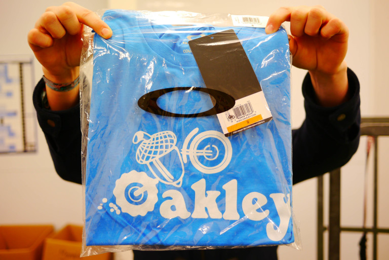 Oakley Nuts For Oakley T-shirt