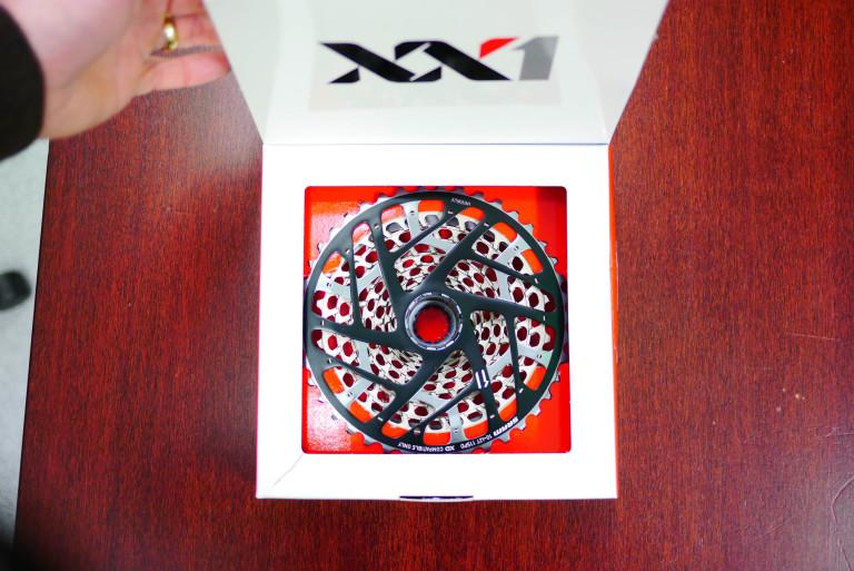 Sram XX1 X-Glide 11 speed cassette
