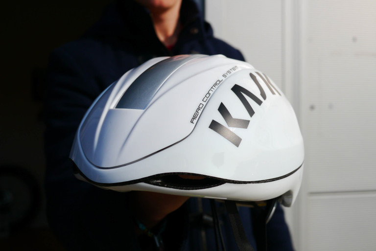 Kask Infinity Aero Road helmet closed