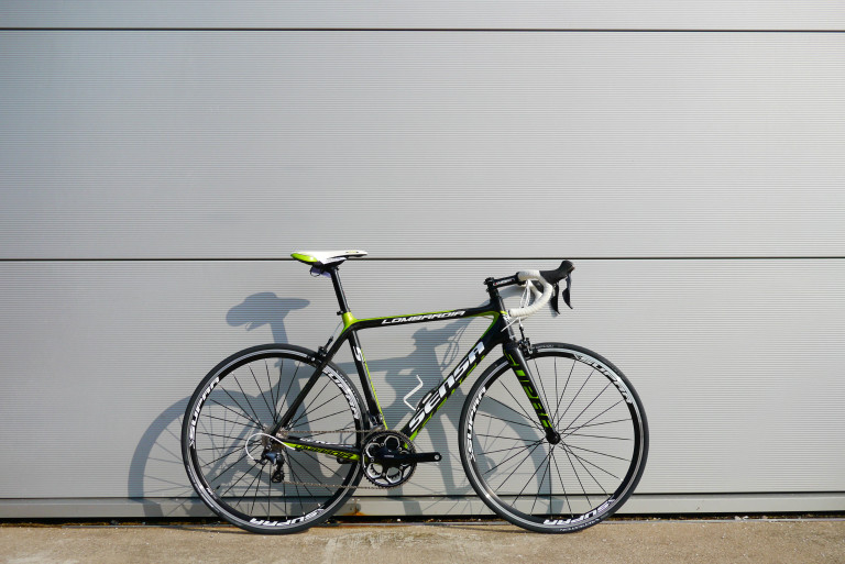 Sensa Lombardia Green Pro road bike
