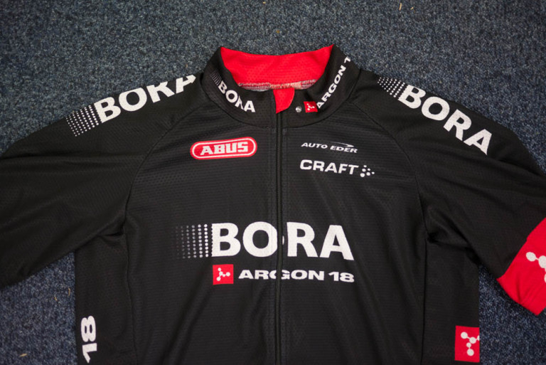 Craft Bora Argon 18 team jersey