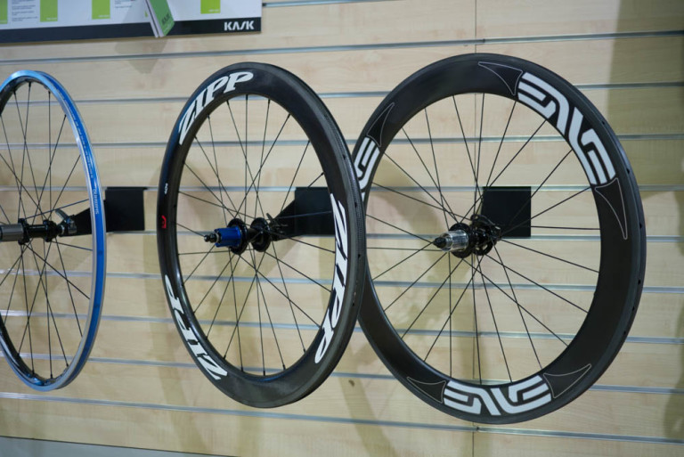 ENVE 1.65 Tubular Chris King wheel