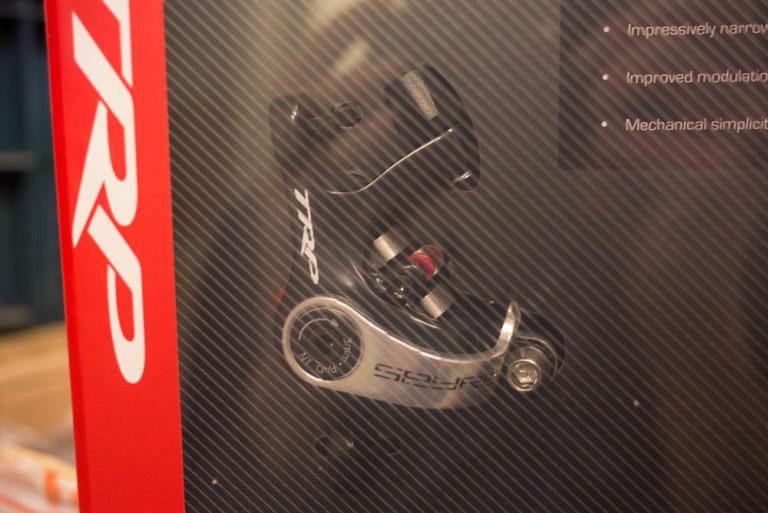 TRP Spyre road disc brake