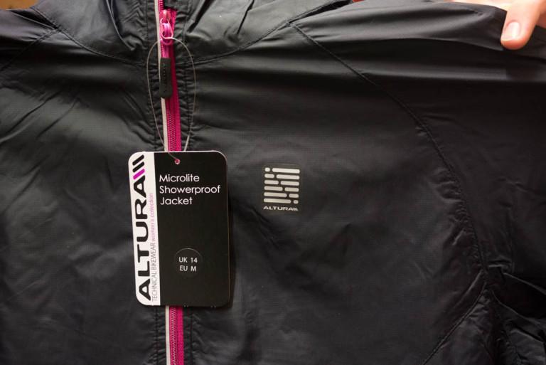 Altura Womens Microlite Showerproof jacket