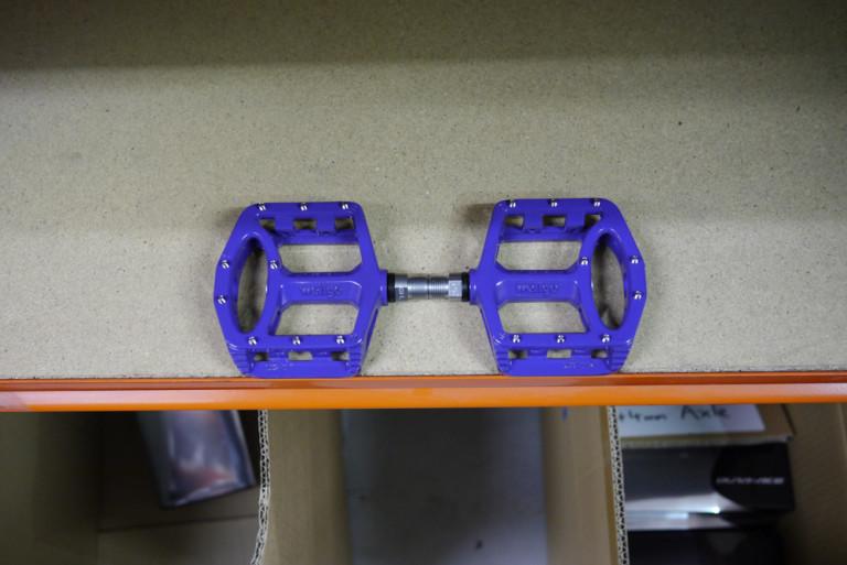 Wellgo MG1 Magnesium Platform Pedals
