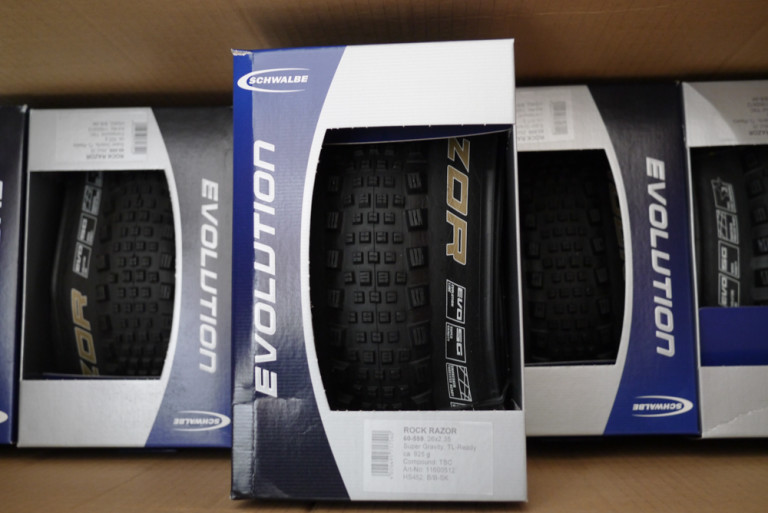 Schwalbe Rock Razor Tyre