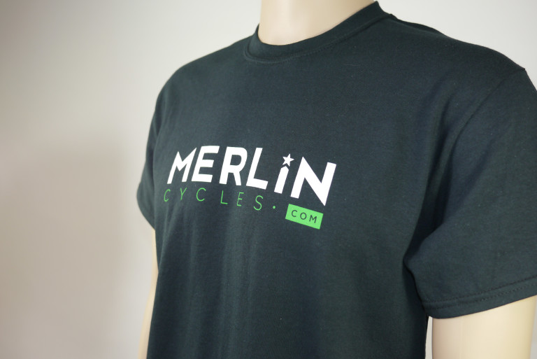 Merlin Cycles T-shirts
