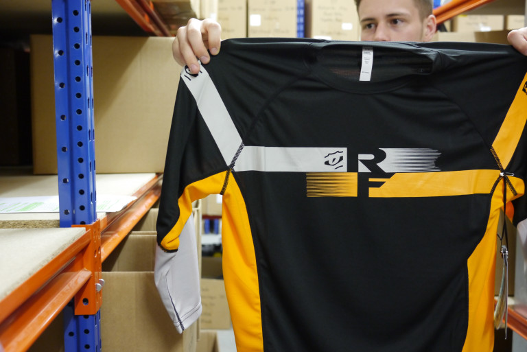 Race Face Indy 3/4 Sleeved jersey
