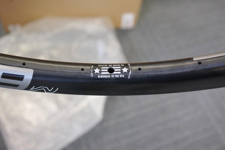 Enve M60 MTB carbon rims