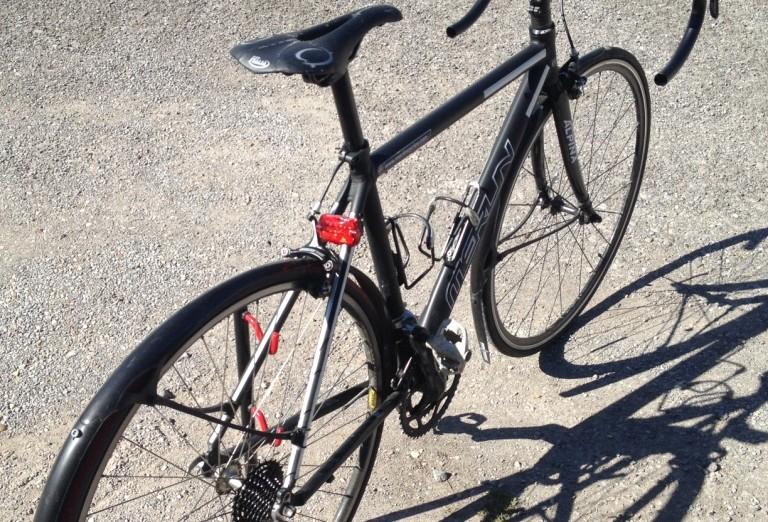 bike diagonal LR