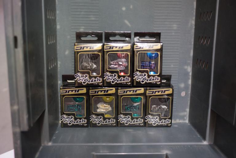 DMR Pimp My Pedals kit