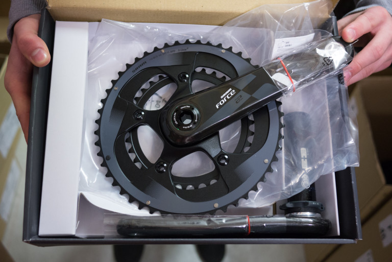 Sram Force 22 chainset