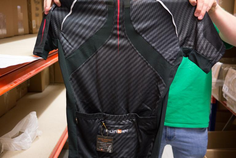 Funkier Pro short sleeve jersey