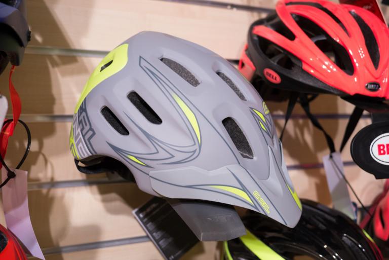 ONeal Defender MTB helmet