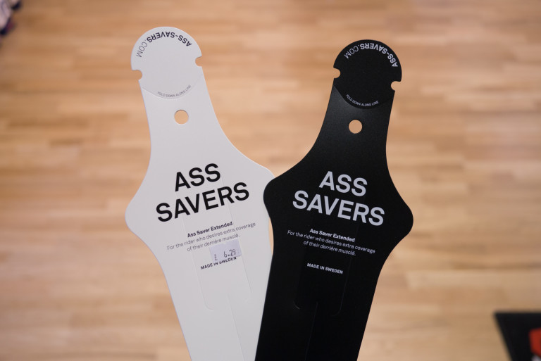 Ass Savers Extended mudguard