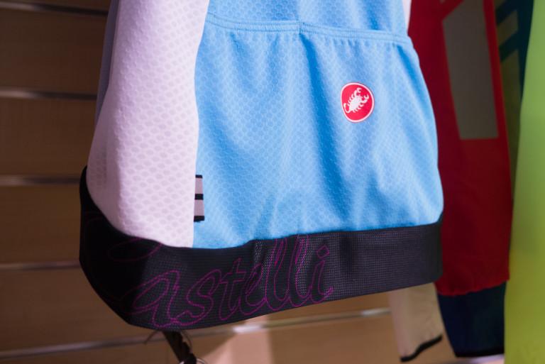 Castelli Womens Fortuna jersey