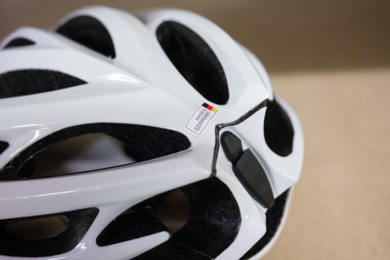 Uvex Race 1 helmet