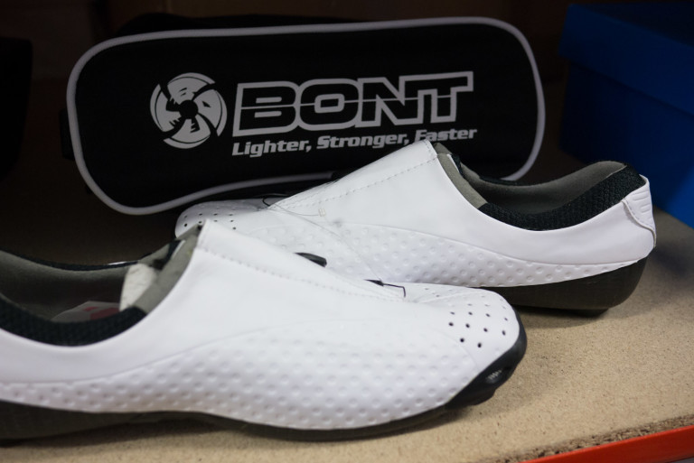 Bont Vaypor Sprint shoes