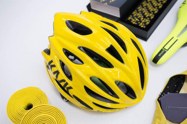 Kask Mojito Tour de France Edition helmet