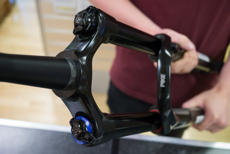 RockShox Pike RC Dual Position