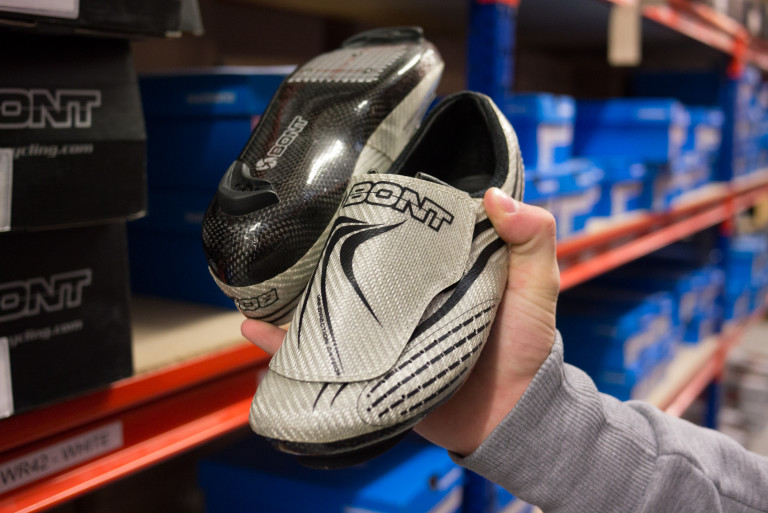 Bont Zero shoes