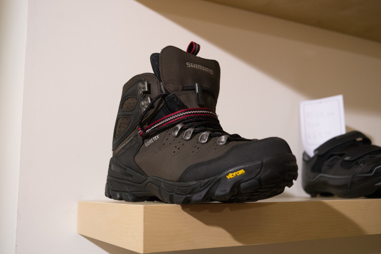 Shimano MT91 SPD boots