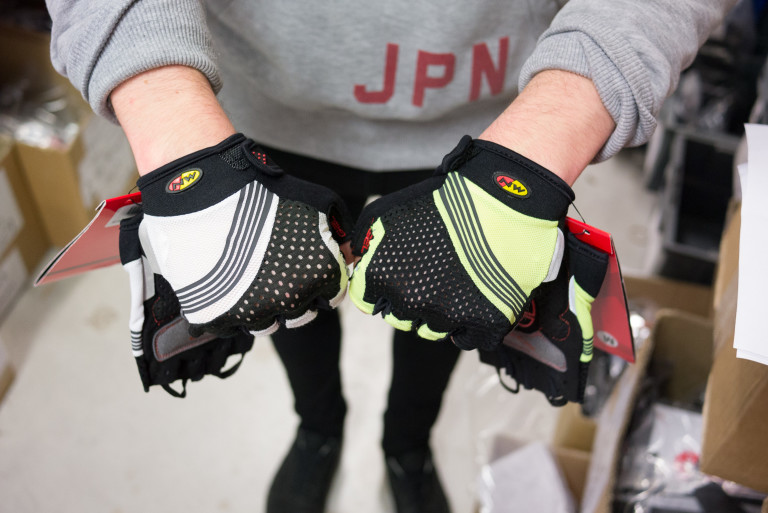 Northwave Galaxy Short cycling mitts