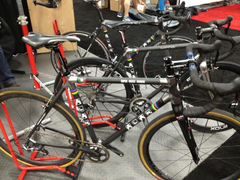 Alan cx bike