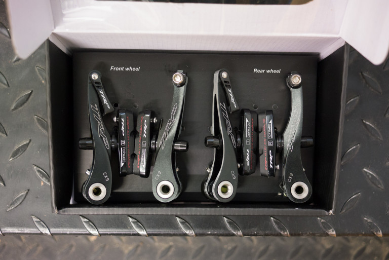 TRP CX9 Linear Pull brakes
