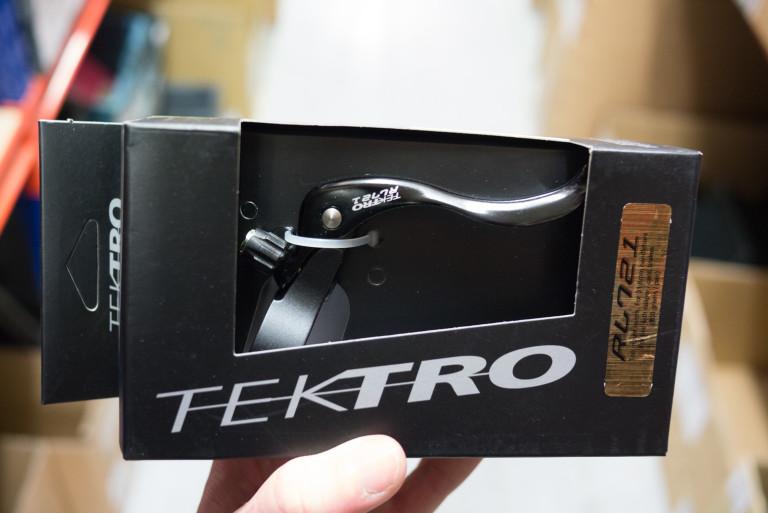 Tektro RL721 cx brake levers