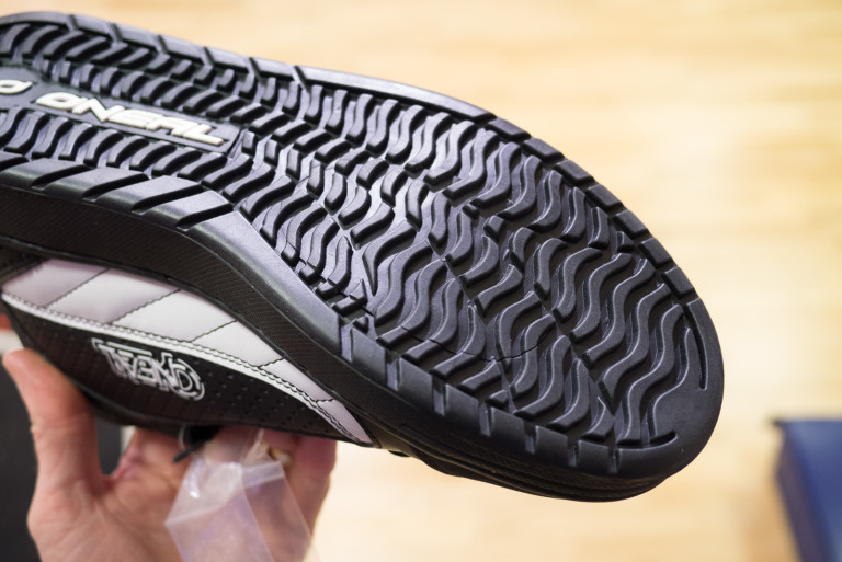 oneal torque spd mtb shoe sole
