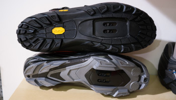 mtb shoe tread designs