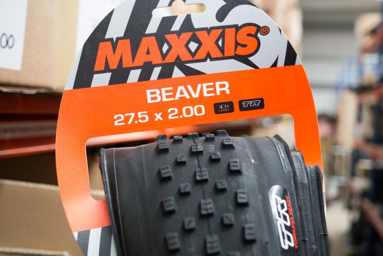 Maxxis Beaver 27.5 x 2.0 Kev DC Exc Exo TR