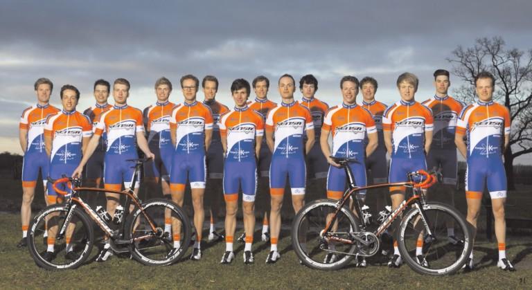 sensa kanjers voor kanjers cyclingteam