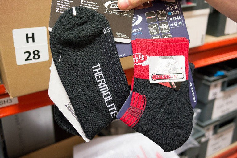 BBB BSO-11 ThermoFeet socks